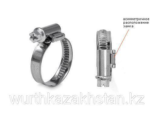 Хомут металлический  90-110 мм