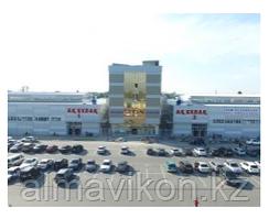 """Оптово-розничный торговый центр """"АК-БУЛАК"""" - нами была спроектирована и установлена система видеонаблюдения"""
