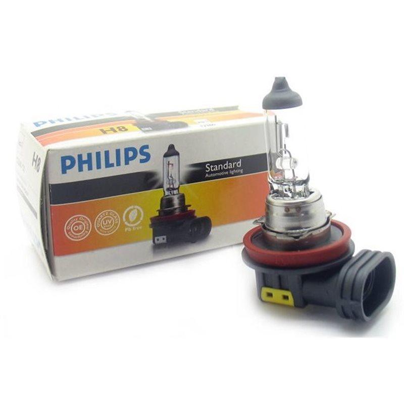 Лампы галогенные PHILIPS H8
