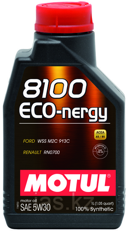 Моторное масло MOTUL 8100 Eco-Nergy 5w30 1 литр