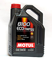 Моторное масло MOTUL 8100 Eco-Nergy 5w30 5 литров