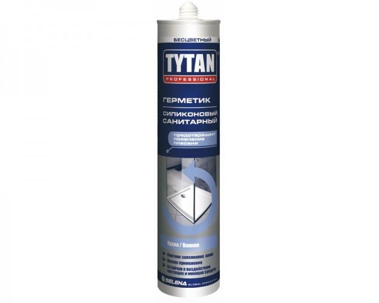 TYTAN санитарный силикон бесц