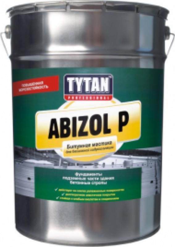 TYTAN мастика битумная для бесшовной гидроизоляции P