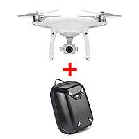 Квадрокоптер (дрон) DJI Phantom 4 Pro PLUS (+ твердый рюкзак для транспортировки)