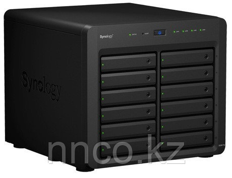 Synology DS3617xs 12xHDD NAS-сервер «All-in-1» (до 36-ти HDD модуль DX1215 до 360ТБ)