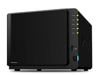 Synology DS416play 4xHDD NAS-сервер «All-in-1», совместим со SMART TV, фото 1