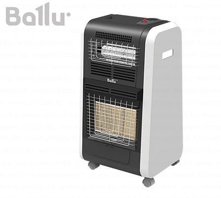 Ballu BIGH-55 H: Газовый + электрический инфракрасный обогреватель, фото 2