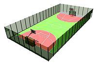 Ограждения 3d для спортивных площадок (h =  4000 мм), фото 1