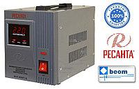 Стабилизатор напряжения электронный (релейный) 2 кВт - Ресанта ACH-2000/1-Ц, фото 1