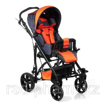 UMBRELLA JUNIOR PLUS – коляска инвалидная для детей больных ДЦП с пневмо колесами, фото 2