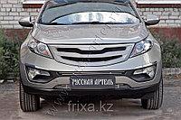 Решётка радиатора.Вар1 Kia Sportage / Киа Спортейдж