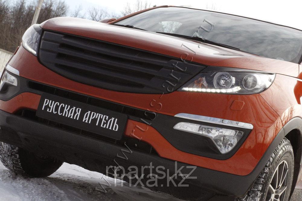 Решётка радиатора.Вар2 Kia Sportage / Киа Спортейдж