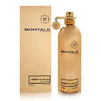 MONTALE Amber & Spices unisex  50 мл