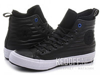 Converse Кожаные кеды Converse Chuck Taylor All Star Waterproof Boot Quilted Leather 157492C