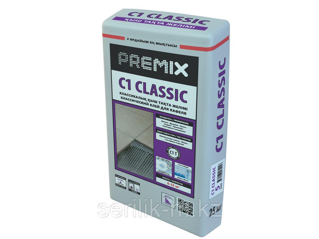 Premix  C1  Classic клей для кафельной плитки