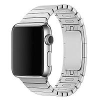 Apple Watch Series 2, 38mm Stainless Steel Case with Silver Link Bracelet (MNP52)