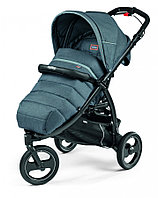 Прогулочная коляска Peg Perego Book Cross Completo Blue Denim
