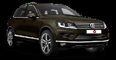 Volkswagen Touareg 2014+