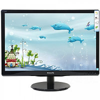 "Монитор Philips 193V5LSB2/62 LCD 18.5"" 1366x768 (LED), 5ms, 200 cd/m2, 10M(700:1), D-Sub"