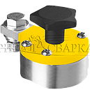 Магнитные зажимы массы 200A/300A/600A MagSwitch Magnetic Ground Clamp, фото 3