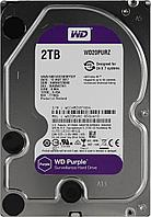 "Жесткий диск Western Digital Purple HDD 2 Tb SATA-III 3.5"" WD20PURZ"
