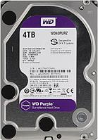 "Жесткий диск Western Digital Purple HDD 4 Tb SATA-III 3.5"" WD40PURZ"
