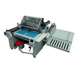 Darix Evolution - автоматическая машина для изготовления крышек твердого переплета