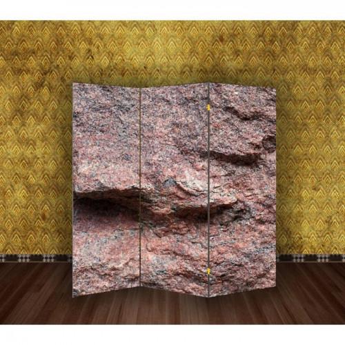 """Ширма """"Каменный узор"""" 150х160см"""