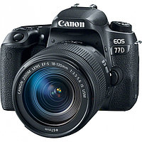Canon EOS 77D 18-135 mm IS USM