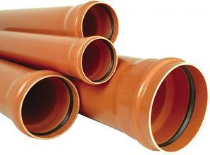 Труба НПВХ канализационная д 200*1200