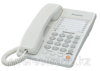 Телефон проводной, Panasonic KX-TS2363RUW, фото 2