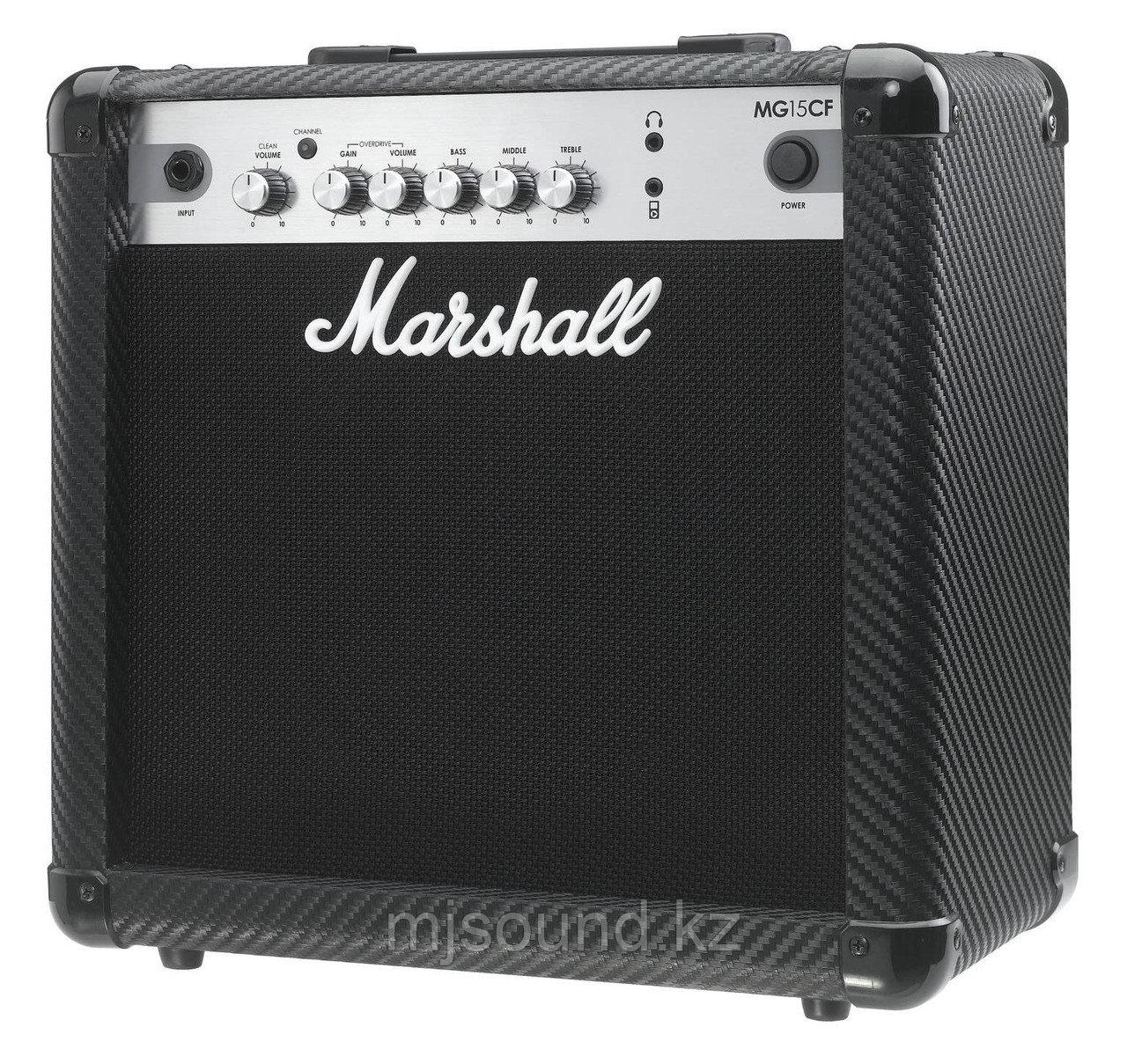Комбоусилитель Marshall MG15CF