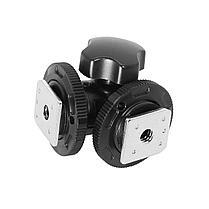Башмак-адаптер (металл) для фото и видео-аксессуаров, фото 2