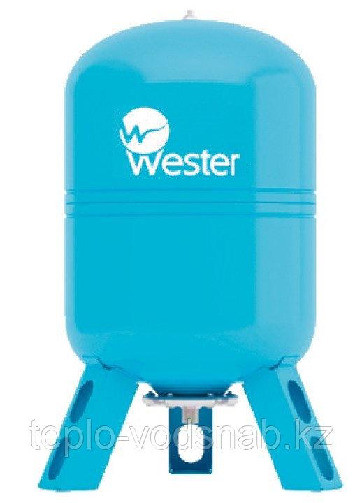 Расширительный бак 50 л для системы питьевого водоснабжения Wester
