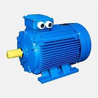 Электродвигатель асинхронный трех фазный 45 кВт 3000 об/мин