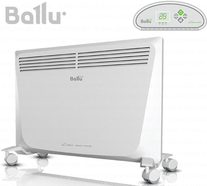Электрические конвекторы Ballu: BEC/EZER 1000 (серия Enzo Electronic)