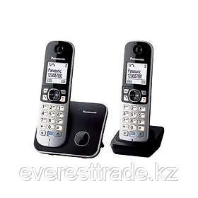 Телефон беспрводной Panasonic KX-TG6812 CAB