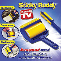 Валик для уборки Sticky Buddy (Стики Бадди)