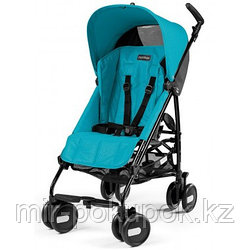 PEG PEREGO Коляска PLIKO MINI Lightweight stroller with hood BLOOM SCUBA, Алматы