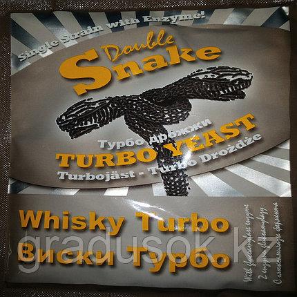 Дрожжи спиртовые Double Snake Виски Турбо, фото 2
