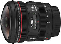 Объектив Canon EF 8-15mm f/4L Fisheye USM, фото 1