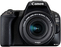 Canon EOS 200D kit 18-55mm f/3.5-5.6 IS STM