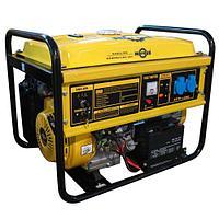 Бензиновый генератор на 5 квт, фото 1