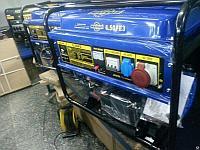 Бензиновый генератор на 6,5 квт, фото 1