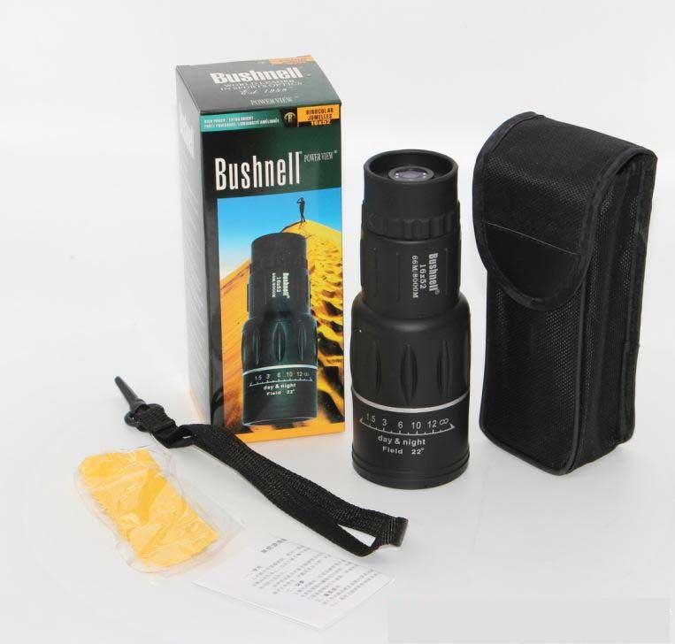 Монокуляр Bushnell 16х52, моноколь