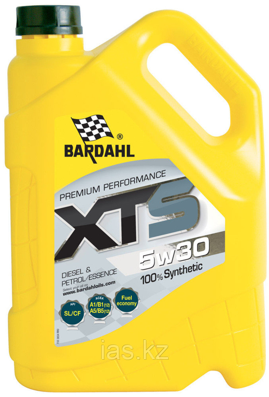 Моторное масло BARDAHL XTS 0w30 5 литров