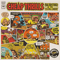 Big Brother & The Holding Company Featuring Janis Joplin Cheap Thrills (Remastered) LP 967871