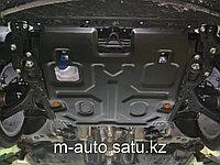 Защита картера двигателя и кпп на Subaru Outback/Субару Аутбэк  2010-