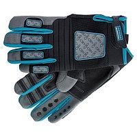 Перчатки универсальные комбинированные DELUXE L GROSS 90333 (002)