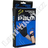 Перчатки для фитнеса и тренажеров, турника мужские синие (без пальцев) SHENFEI Sports 893